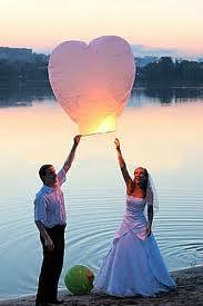 lanterne Coeur-