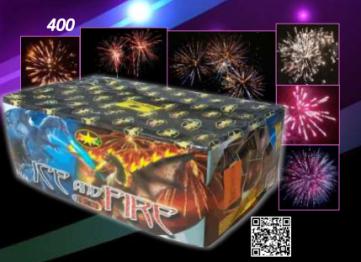 Ice & Fire compact de 76sh