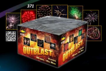 Outblast compact de 100sh