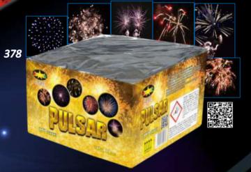 Pulsar compact de 100sh